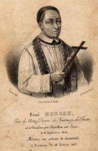 René Moreau - prêtre